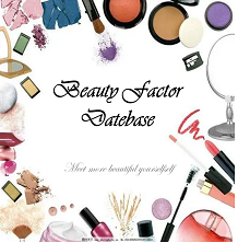 Beauty Factor Database (BFD)